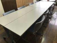 OKAMURAの机と椅子、差し上げます! - ご機嫌元氣 猫の森公式ブログ