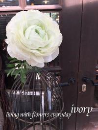 『徳島へ………。』 -  Flower and cafe 花空間 ivory (アイボリー)