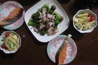 夕食ネタ - 三宅島風景