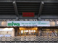 """miwa / live at 武道館 """"We are the light 〜38/39 DAY~"""" @日本武道館 - STERNNESS DUST α"""