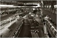 NOKTON VISION @鉄道博物館 #002 - ルリビタキの気まぐれPATA*PATA