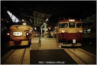 NOKTON VISION @鉄道博物館 #006 - ルリビタキの気まぐれPATA*PATA