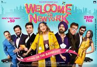 【Welcome To New York】 - ポポッポーのお気楽インド映画