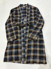 1970'sJ.C. Penneyチェックガウン - 「NoT kyomachi」はレディース専門のアメリカ古着の店です。アメリカで直接買い付けたvintage 古着やレギュラー古着、Antique、コーディネート等を紹介していきます。