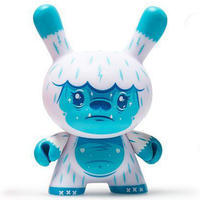 "Kono The Yeti 8"" Dunny by Squink - 下呂温泉 留之助商店 入荷新着情報"