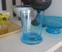 iittala ::: BOY Glass Tumbler(clear blue) - minca's sweet little things