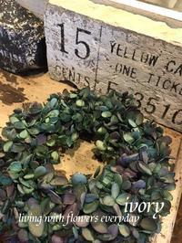 『〜IVORY 花教室 3 MARCH 開催です ~♬』 -  Flower and cafe 花空間 ivory (アイボリー)