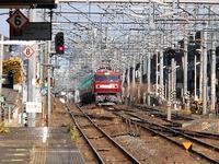 藤田八束の鉄道写真@貨物列車に魅せられて、貨物列車EF65形の人生を全力で全うしようとしているその姿が好きだ - 藤田八束の日記