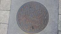 駒沢公園のマンホール - のんびりタルトパイ日記