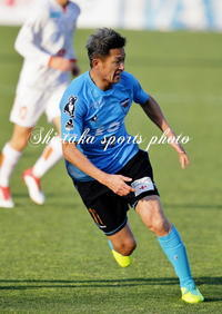 横浜FC三浦知良 - SHI-TAKA   ~SPORTS PHOTO~