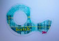 メンディングテープ - たなかきょおこ-旅する絵描きの絵日記/Kyoko Tanaka Illustrated Diary