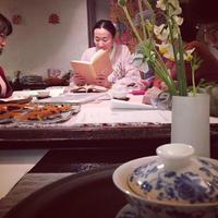 *3月の中国史のなかの女性達〜 - salon de thé okashinaohana 可笑的花