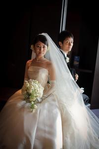 新郎新婦様からのメール カトリック神田教会とANAインターコンチネンタルホテルの花嫁様より2 - 一会 ウエディングの花