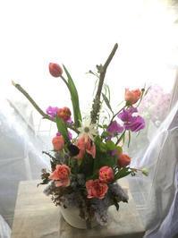 季節も一緒にプレゼント - ルーシュの花仕事