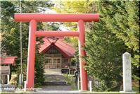 八幡神社 1 狛犬(紋別市) - 北海道photo一撮り旅