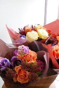 送別や卒業、卒園、お誕生日、花束で気持ちを伝えませんか? - 花と暮らす店 木花 Mocca