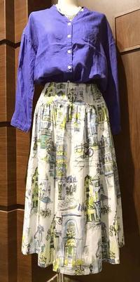 ティアードスカート~オリジナルパターン~ - Hiroshima HH