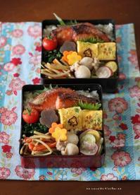 月曜鮭弁 ✿ クリームシチュー(๑¯﹃¯๑)♪ - **  mana's Kitchen **