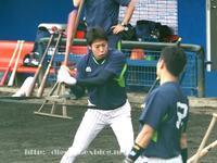 山田哲人選手、2018浦添キャンプその4(2/2雨中の打撃練習) - Out of focus ~Baseballフォトブログ~ 2019年終了