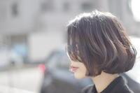 ボブ大人のためのクールボブ - 空便り 髪にやさしいヘアサロン 髪にやさしいヘアカラー くせ毛を愛せる唯一のサロン