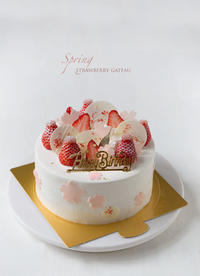 春のショートケーキ - Lovely-Jubblyな日々
