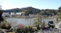 Youは何しに東金へ?桜の名所・八鶴湖 - 東金、折々の風景