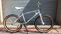 シュインの懐かしいテイストの街乗りBMX「SX-1000」! - 大岡山の自転車屋TOMBOCYCLEのblog