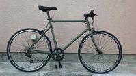 個人的にNo.1ミリタリーグリーン!TOKYOBIKE「SPORTS 9s」 - 大岡山の自転車屋TOMBOCYCLEのblog