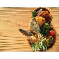 鯵南蛮BENTO - Feeling Cuisine.com