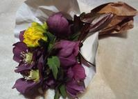 春の花束 - ないものを あるもので