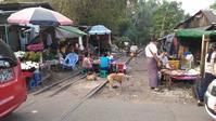 ヤンゴンの日常風景を眺めて - 「風のグラデーション」~MezzoMakiko ~
