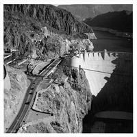 Memory of a Square 13 : Hoover Dam - パサデナ日和