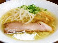 塩や@菅田 ☆☆ (塩楽・昼限定) - 麺ある記 山陰 ~松江・島根・鳥取・ラーメンの旅~