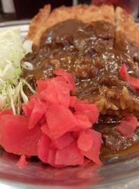 【金沢カレー】カレーの市民 アルバ カツカレー 850円【まあ】 - 食欲記