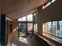 「菊名の家」塗装工事完了 - HAN環境・建築設計事務所