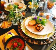春のストレスフリー・デトックス薬膳レッスン 開催中♪ - 大阪薬膳 Jackie's Table  おもてなし料理教室