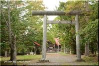 興部神社 狛犬(興部町) - 北海道photo一撮り旅