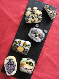 可愛い飾り巻き - あったかほっこり美味しいおうち時間のご提案