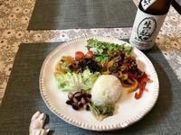 出雲の旭日酒造とワンプレート - カフェ気分なパン教室  ローズのマリ