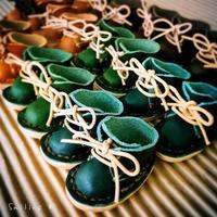 [今日は何の日] 3月15日は [靴の記念日] ♪あみぐるみ用に作ったブーツです♪ - Smiling * Photo & Handmade 2