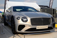 BENTLEY Continental GT - hide's garage