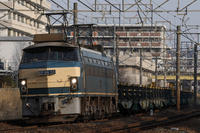 2018/3/15 Thu. 東海道貨物 - EF66-30+日鐵チキ - - PHOTOLOG by Hiroshi.N