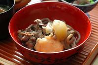 牛肉と里芋煮 - 登志子のキッチン