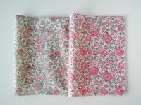 花柄&動物柄 リバティの素敵なノートカバー、A5サイズです。 - My Sweet Time