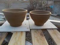 植物鉢作り - 冬青窯八ヶ岳便り