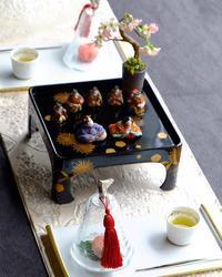 雛祭りの遊びごと… - カエルのバヴァルダージュな時間