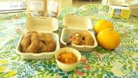 オーガニックシナモンドーナッツの様子 - 自然食品専門店 健生堂です☆