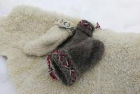 クマさんのようなミトン ロヴィッカ - Kippis! from Finland