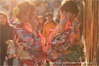 着物で京都散策♯4 - あ お そ ら 写 真 社