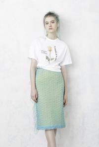 leur logette(ルールロジェット)の今シーズンのプリントTシャツ - jasminjasminのストックルーム